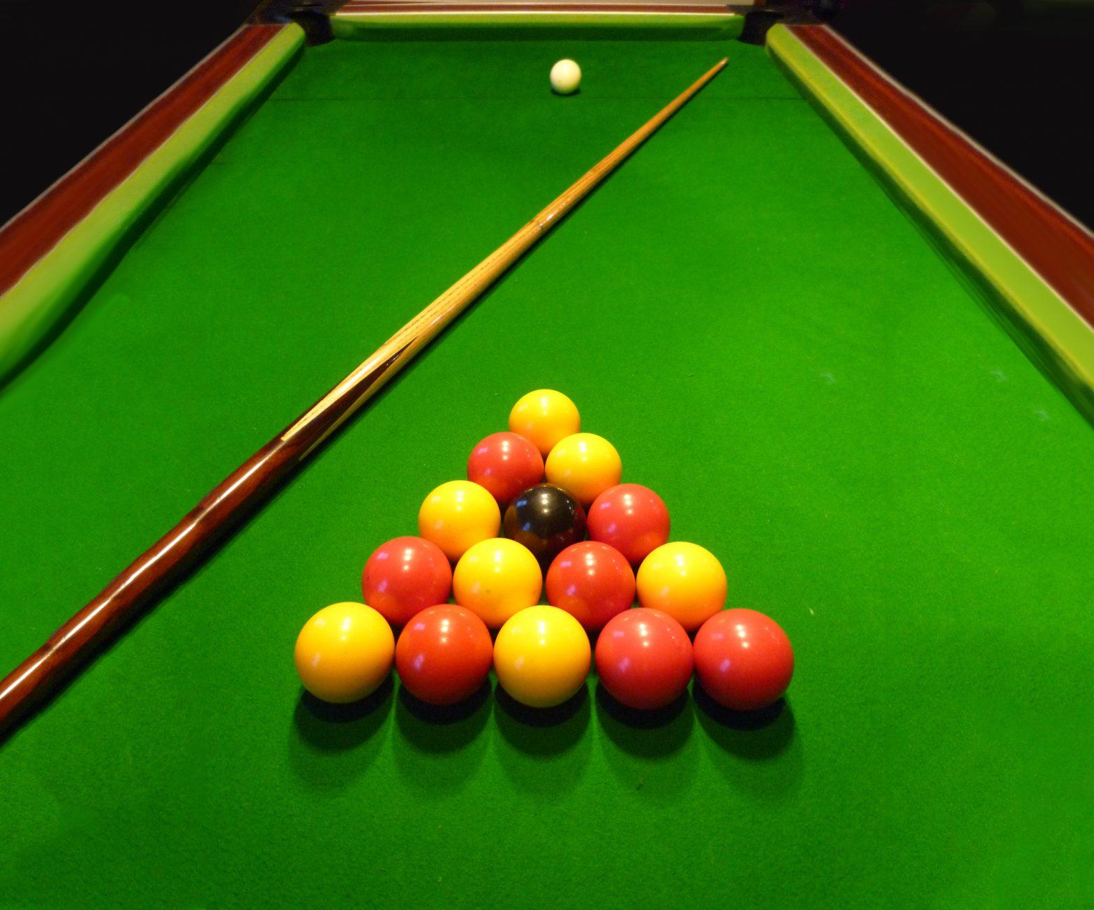 Pool, Crib & Dominoes Tournament